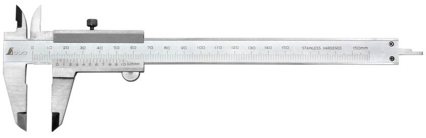 Calibro a corsoio tascabile SHINWA da 150 mm