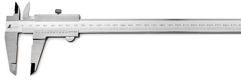 Calibro a corsoio SHINWA da 300 mm