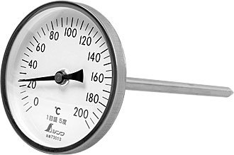 SHINWA Thermometer with Sensor