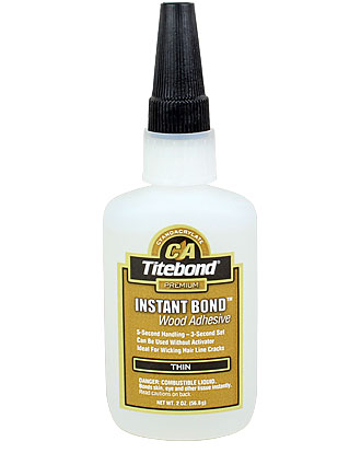 Titebond Instant Bond Thin 2oz (56 g)