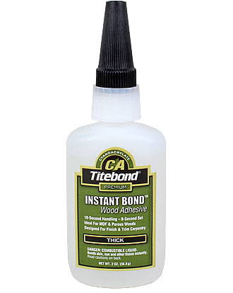 Titebond Instant Bond Thick 2oz (56 g)