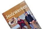"""Zeitschrift """"Holzwerken"""" Einzelkauf"""