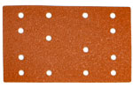 Hook and Loop Sandpaper, Hook and Loop triangular Sanding Sheet