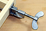 Shelf and Corner Clamps