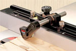 JESSEM Clear Cut TS Stock Guides - for Table Saw