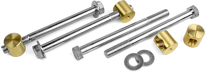 VERITAS Special Bench Bolts & Nuts