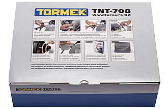 Kit per tornitori TNT-708