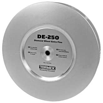DE-250 Tormek 1200 grit grade diamond wheel for Tormek T8