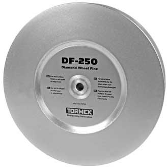 DF-250 Tormek 600 grit grade diamond wheel for Tormek T8