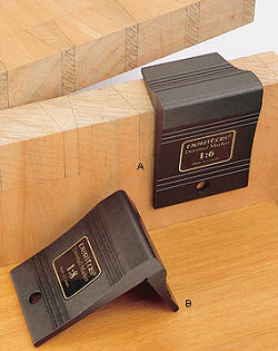 Dovetail Saddle Markers