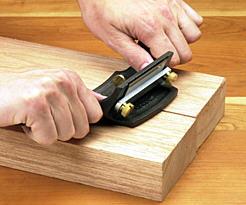 Veritas Cabinet Scraper Fine Tools