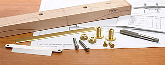 VERITAS Wooden Spokeshave Kit