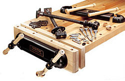 VERITAS Twin-Screw Vise