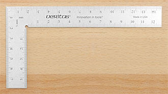 Veritas Precision Square mm Version