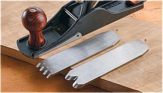 Texturing Blades
