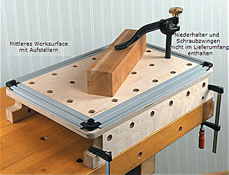 Worksurface