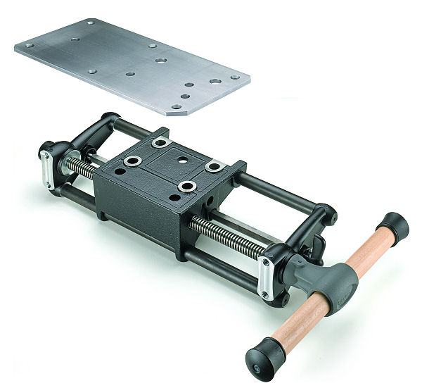 Veritas Twin Screw Vise Quick Release Front Vise Quick