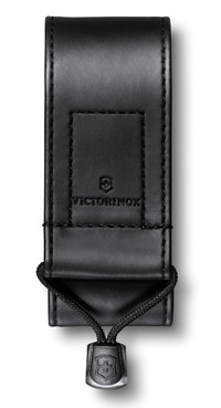 Patent Leather Belt Pouch Black Number 16 from Victorinox