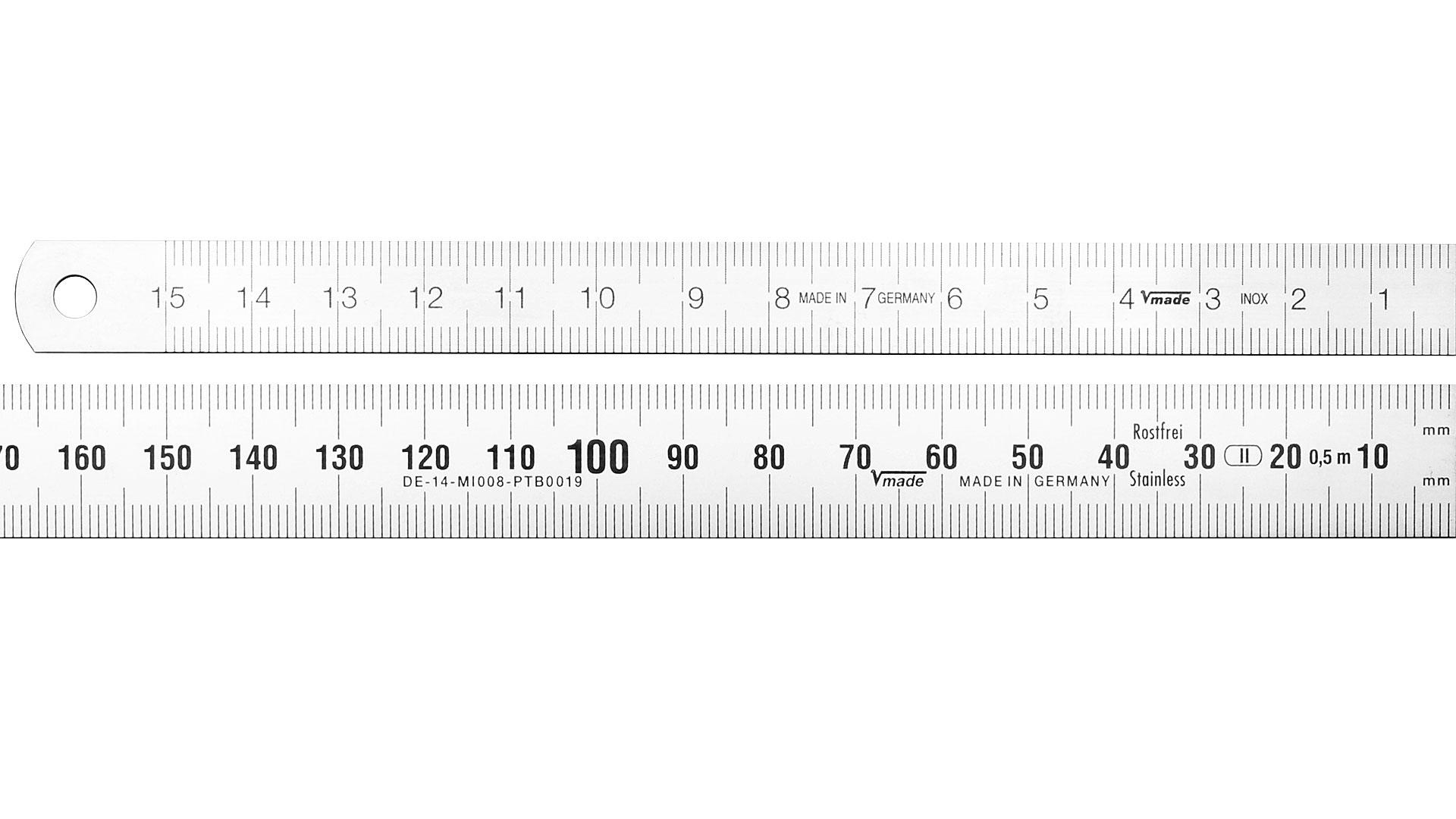 Vogel Rulers | FINE TOOLS