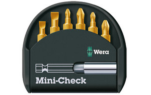 WERA Mini Check TiN PH