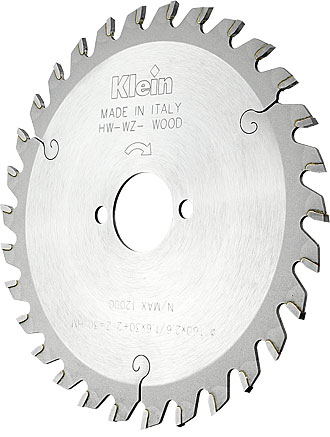 Fine Cut HW (Tungsten Carbide) Circular Saw Blades