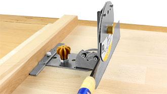 Tagliare pezzi più larghi