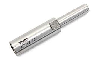 Riduttore di diametro del codolo da 12 mm a 10 mm per le punte ZOBO