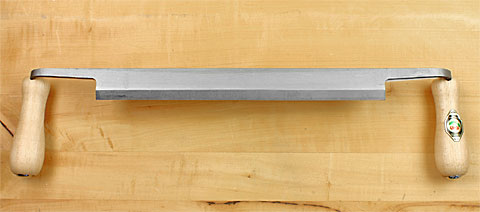 Draw Knife with straight Blade long